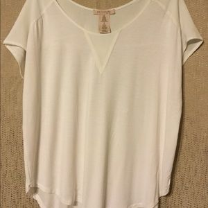 Comfy and soft, will be a go-to blouse